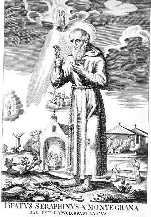 San Serafino da Montegranaro (1540-1604)